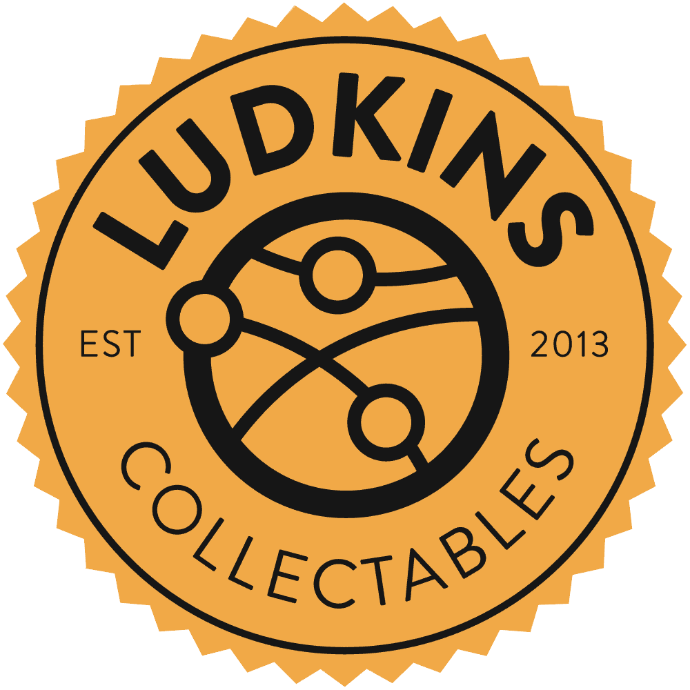 Ludkins Collectables Logo