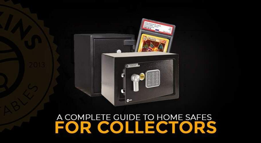 A Complete Guide To Home Safes For Collectors