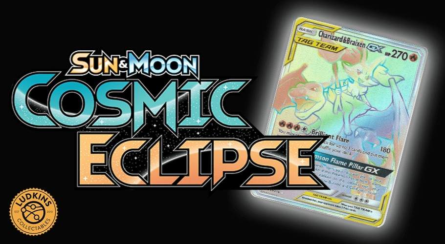Is Charizard & Braixen GX From Cosmic Eclipse Worth Buying?