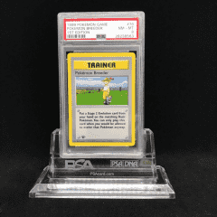 PSA 8 Pokemon Breeder 76/102 1st Edition Shadowless Base Set Non-Holo Rare