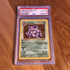 PSA 8 Nidoking 1st Edition Shadowless Base Set Holo 11/102