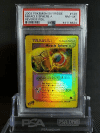 PSA 8 Skyridge Miracle Sphere A 129/144 Trainer Reverse Holo Graded Pokemon Card