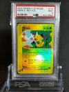 PSA 9 Weedle Reverse Holo Skyridge 115/144 Graded Pokemon Card